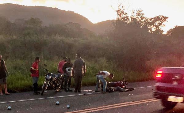 Jovem motociclista itabunense morre em acidente na BR-101