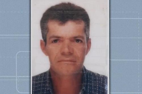 Derisvaldo Souza Pinheiro idoso que morreu em Teixeira de Freitas