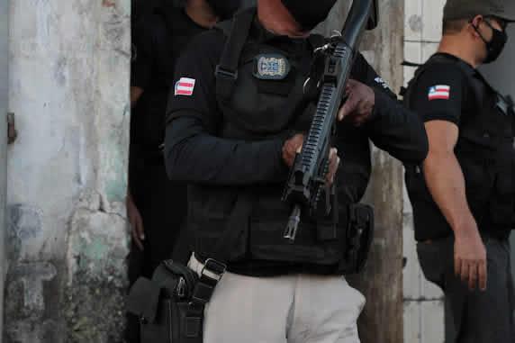 Autor de mais de 40 arrombamentos e roubos é preso em Salvador – BA