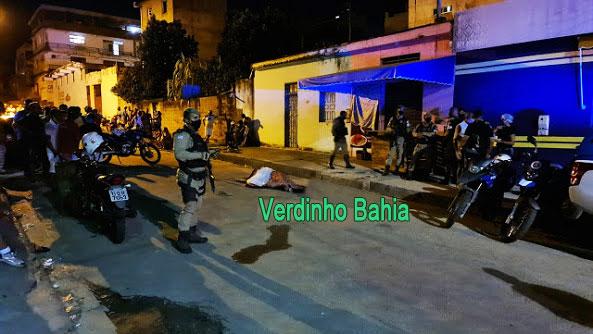Bahia é o 2º estado com maior taxa de morte violenta intencional a cada 100 mil habitantes