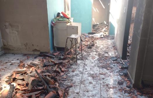 Bandidos queimam e depredam casa de Índio Tupinambá em Ilhéus