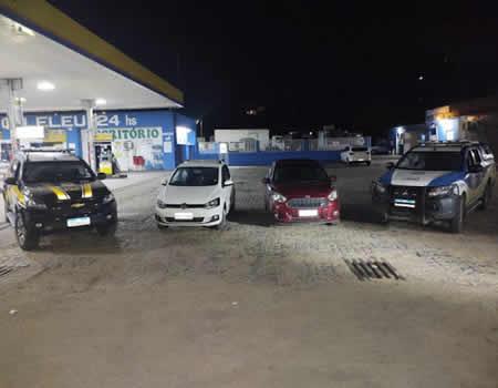 Carro roubado em Ipiaú é recuperado em Itabuna – BA