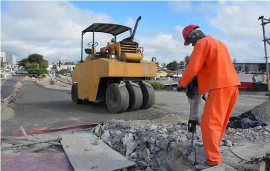 Duplicação do viaduto Francisco Pinto alcança fase final, diz prefeitura – Feira de Santana BA