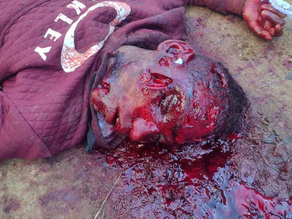 Jovem morto no bairro Lomanto em Itabuna