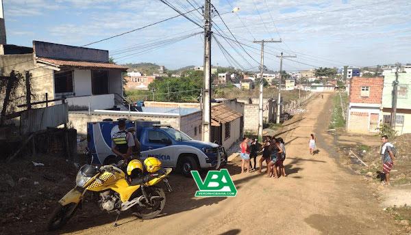 bairro Lomanto em Itabuna