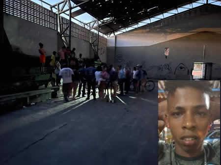 Homem é morto a tiros dentro do antigo Ginásio de Esportes na cidade de Ubatã – BA