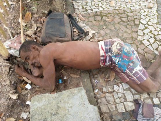 Homem encontrado morto em Ilhéus – BA