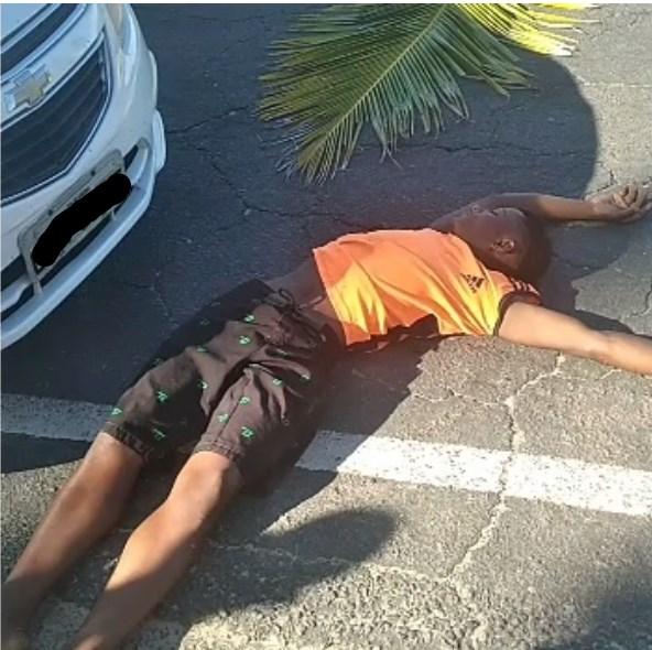 Homem se joga para a morte na rodovia – Ilhéus BA