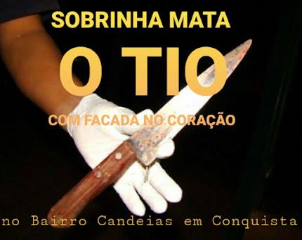 Idoso é morto por Sobrinha no bairro candeias em Vitória da Conquista