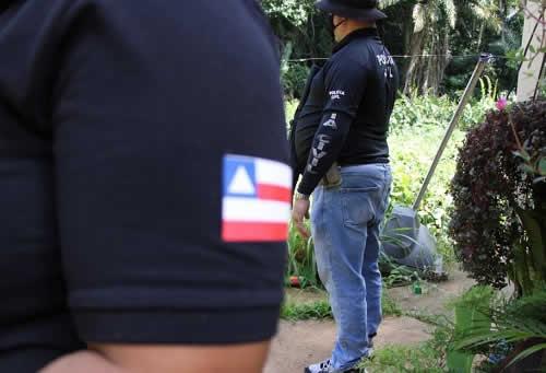 Idoso é preso suspeito de matar amigo a facadas após discussão em Itaquara – BA
