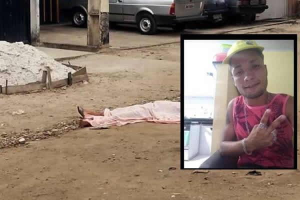 Jovem é morto a tiros no bairro Moisés Reis, em Eunápolis – BA
