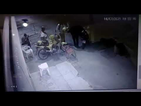 Moto-taxista é vítima de assalto em Itabuna e tem moto roubada pelo criminoso