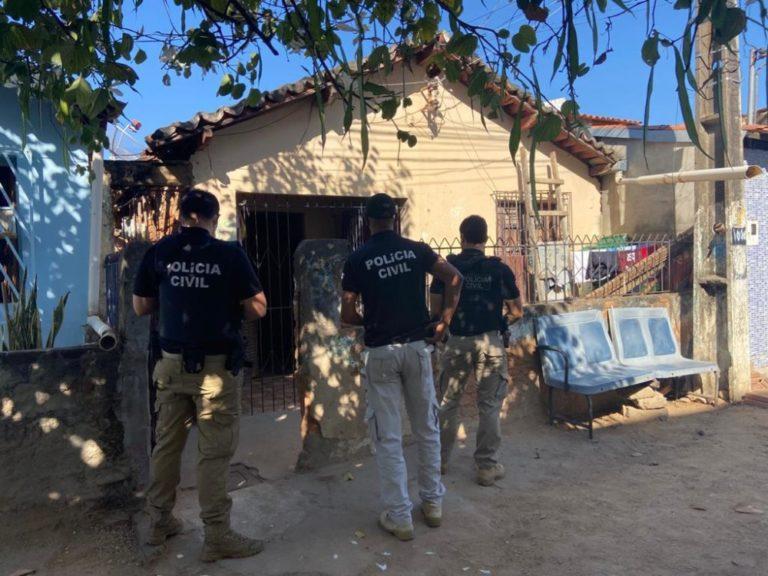 Ladrões de gado na região de Itapetinga, são presa na operação 'Terra Firme'