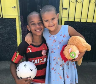 Crianças com câncer em  Ipiaú - BA