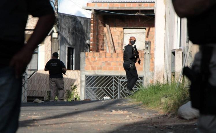 Polícia cumpre mandado de procurado por estupros e roubos – Alagoinhas
