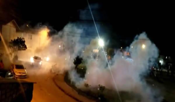 Polícia é recebida a tiros em festa clandestina em Porto Seguro – BA