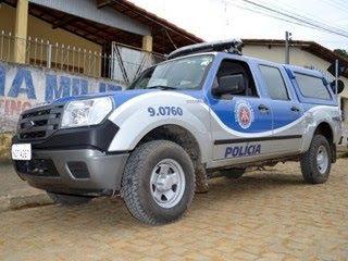 Polícia Militar prende homem por agredir esposa e filhos – Ipiaú BA