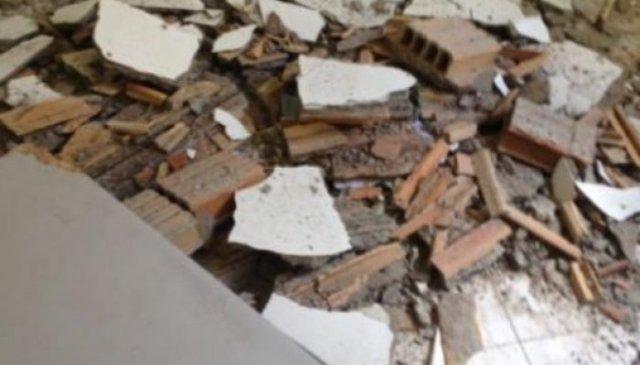 prefeitura de Feira de Santana é condenada em R$ 20 mil após teto de posto de saúde desabar e ferir pacientes