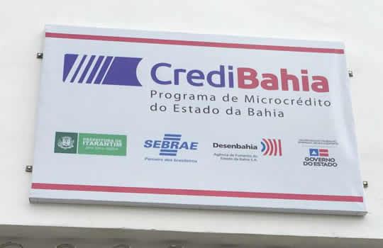 Prefeitura de Itarantim inaugura agencia do CrediBahia no centro da cidade