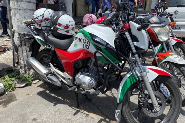 Prefeitura vai fazer o credenciamento de mototaxistas a partir do dia 2 de agosto – Feira de Santana