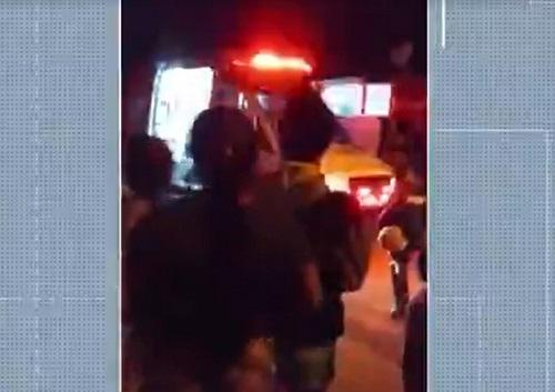 Quatro pessoas são baleadas em Ilhéus e socorridas para o HRCC