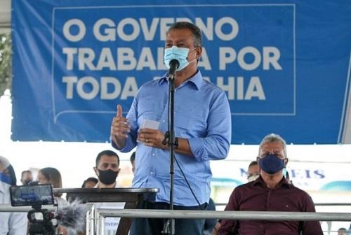 Rui Costa visita Dário Meira e Itagibá nesta sexta-feira e faz entrega de obras