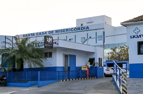 Santa Casa anuncia desistência de contrato de todos os leitos Covid-19 com Prefeitura