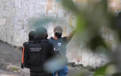 Suspeito de tentativa de homicídio contra 3 pessoas é preso em Ilhéus BA