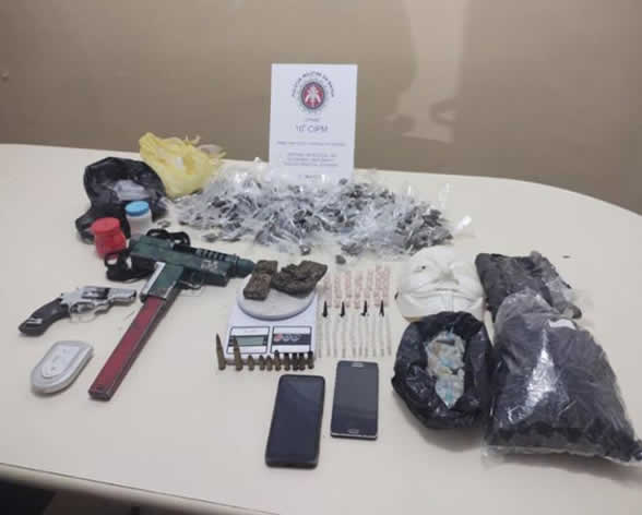 Suspeitos morrem durante confronto com a PM em São Sebastião do Passé – BA