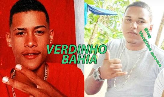 Luís Miguel Souza, 17 anos, e Raí Dias Soledade, 16 anos.