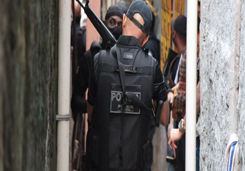 Trio suspeito de roubar e matar motorista por aplicativo é preso em Simões Filho – BA