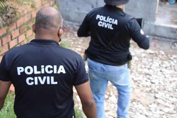 Padrasto é preso suspeito de estuprar menina de 8 anos em Simões Filho – BA