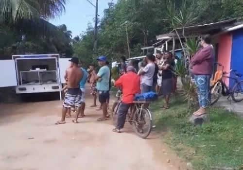 Casal é morto  a golpe de faca na Praia de Mamoan em Ilhéus – BA