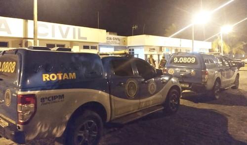 Dono de bar é preso por tráfico de drogas em Itapetinga – BA