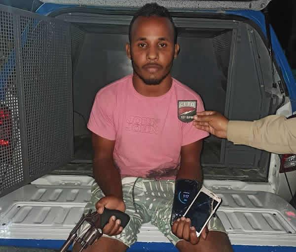 Homem acusado por homicídio, morador de Itabuna é preso em Buerarema – BA
