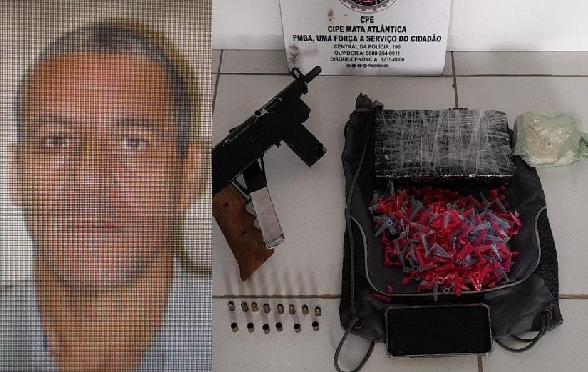 Homem morre em confronto com a polícia em Teixeira de Freitas – BA