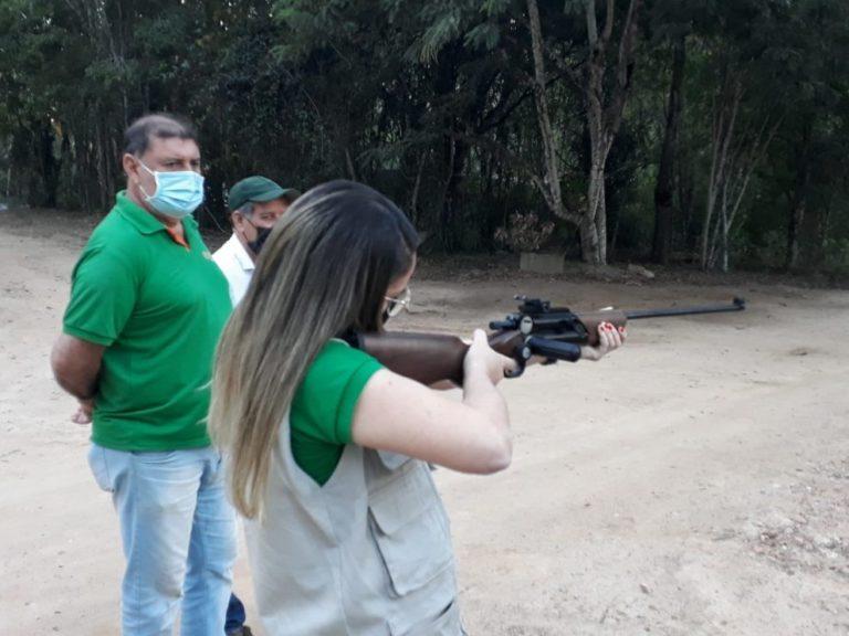 Profissionais do Parque da Matinha, participam de treinamento sobre Plano de Ação em Emergência – Itapetinga BA