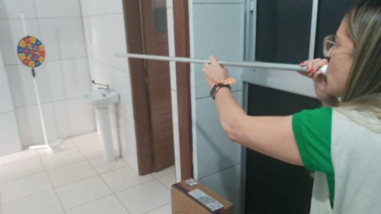 Profissionais do Parque da Matinha, participam de treinamento sobre Plano de Ação em Emergência - Itapetinga BA - 2